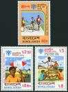 #BD197904 - Bangladesh 1979 International Year of the Child 3v Stamps MNH   0.99 US$ - Click here to view the large size image.