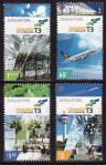 #SG200802 - Singapore 2008 Changi Airport 4v Stamps MNH   4.79 US$ - Click here to view the large size image.