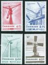 #DNK200704 - Danish Windmills   5.59 US$ - Click here to view the large size image.
