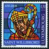 #LUX200802 - Saint Willibrord (658-2008)   0.94 US$ - Click here to view the large size image.