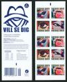 #SWE200807B - P.Andreasson Paintings - Want to See You (Eye) Booklet   11.99 US$ - Click here to view the large size image.