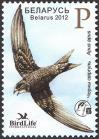#BLR201206 - Bird of the Year - Black Swift  1v MNH 2012   1.99 US$ - Click here to view the large size image.