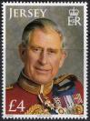 #JEY201315 - The 65th Anniversary of the Birth of Prince Charles - White Frame 1v MNH 2013   6.00 US$ - Click here to view the large size image.