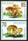 #ISL200616 - Iceland 2006 Mushrooms 2v Stamps MNH   1.99 US$ - Click here to view the large size image.