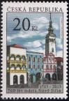 #CZE201319 - The 700th Anni. of the City of Novy Jicín 1v MNH 2013   0.99 US$ - Click here to view the large size image.