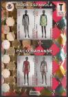 #ESP201333MS - Spain 2013 Spanish Fashion - Paco Rabanne S/S MNH   3.50 US$