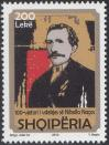 #ALB201311 - Albania 2013 Nicholas Naco 1v Stamps MNH   2.99 US$ - Click here to view the large size image.