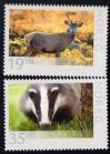 #NOR201401 - Wildlife in Norway 2v MNH 2014   6.99 US$ - Click here to view the large size image.