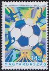 #HUN201416 - Fifa Football World Cup - Brazil  1v MNH 2014   0.70 US$ - Click here to view the large size image.