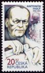 #CZE201622 - Personalities - Antonín Holý 1936-2012 1v MNH 2016   1.10 US$ - Click here to view the large size image.