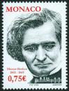 #MCO200303 - Monaco 2003 Hector Berlioz 1v Stamps MNH - French Composer   1.20 US$ - Click here to view the large size image.