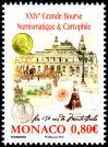 #MCO201603 - Monaco 2016  24th Grande Bourse 1v Stamps MNH Architecture Coin   1.24 US$ - Click here to view the large size image.