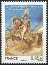 #FRA201717 - France 2017 Joachim Murat King of Naples 1v Stamps MNH Horses Military   1.09 US$ - Click here to view the large size image.