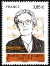 #FRA201734 - France 2017 Nadia Boulanger 1v Stamps MNH Composer   1.09 US$ - Click here to view the large size image.
