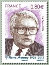 #FRA201609 - France 2016 Pierre Mauroy 1928-2013 1v Stamps MNH   1.09 US$ - Click here to view the large size image.