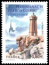 #FRA201815 - France 2018 Tourism - Ploumanac-H Lighthouse 1v Stamps MNH Architecture   1.09 US$ - Click here to view the large size image.