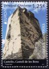 #ANDS201704 - Andorra (Spain) 2017 Europa - Palaces and Castles 1v Stamps MNH   1.59 US$ - Click here to view the large size image.