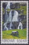 #FRO201701 - Faroe Islands 2017 Stamp Tourism - River Skorá 1v MNH   1.65 US$ - Click here to view the large size image.