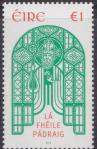 #IRL201504 - Ireland 2015 Stamp St. Patrick's Day 1v MNH   1.40 US$