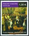 #AND200601 - Andorra (France) 2006 Procession in Montserrat By Josep Borrell 1v Stamps MNH   1.80 US$ - Click here to view the large size image.