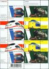 #NLD200514 - Trains M/S   9.99 US$ - Click here to view the large size image.