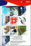 #NLD200602 - The Netherlands As Seen By Artists Booklet   8.29 US$ - Click here to view the large size image.