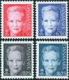 #DNK200801 - Definitives - Portrait of Queen Margrethe II   5.99 US$ - Click here to view the large size image.