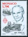 #MCO200813 - Centenary of the Creation of the Model T Ford in the Usa   2.20 US$ - Click here to view the large size image.