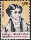 #IND200964 - India 2009 Stamp Henry Louis Vivian Derozio 4v MNH   0.30 US$ - Click here to view the large size image.