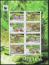 #VNM201012MS - Wwf Fishing Cat M/S   6.99 US$ - Click here to view the large size image.