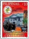 #PHL201505 - The 100th Anniversary of the Municipality of Laua-An Antique 1v MNH 2015   0.30 US$ - Click here to view the large size image.