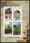 #IDN200601S - Folk Tales M/S   1.49 US$ - Click here to view the large size image.
