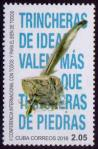 #CUB201608 - International Ii Conference Con Todos Y Para El Bien De Todos - Cuba 1v MNH 2016   1.75 US$ - Click here to view the large size image.