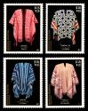#ARG201702 - Argentina 2017 Traditional Ponchos 4v MNH Dress Cutomes   3.49 US$ - Click here to view the large size image.