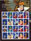#USA201701 - Usa 2017 Disney Villains (20 Self-Adhesive Stamps) Sheet MNH Movie Cartoon Film Comics #5213-5222   12.99 US$ - Click here to view the large size image.