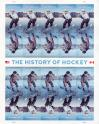 #USA201702 - Usa 2017 History of Hockey Sheet MNH Joint Issue With Canada   12.99 US$ - Click here to view the large size image.