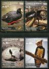 #BOL201504 - Bolivia 2015 Stamps  Fauna - Endangered Animals 4v MNH   14.00 US$ - Click here to view the large size image.