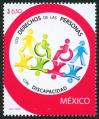 #MEX200713 - Mexico 2007 Rights of Disabled Persons 1v Stamps MNH Health Handicaps   0.99 US$ - Click here to view the large size image.
