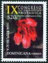 #DOM200701 - 9th Latin American Botanical Conference - Wintergreen (Gualtheria Domingensis Urban)   2.49 US$ - Click here to view the large size image.