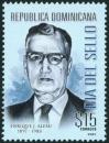 #DOM200707 - Stamp Day - Enrique J. Alfau (1897-1983)   1.99 US$ - Click here to view the large size image.