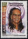#URY201301 - Amanda Rorra 1v MNH 2013   1.50 US$ - Click here to view the large size image.
