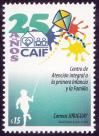 #URY201309 - Caif-Youth & Family 1v MNH 2013   1.50 US$ - Click here to view the large size image.