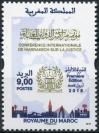 #MAR201801 - Morocco 2018 International Justice Conference Marrakech 1v Stamps MNH Map   1.49 US$ - Click here to view the large size image.
